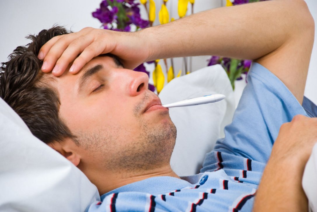 K9_gejala flu